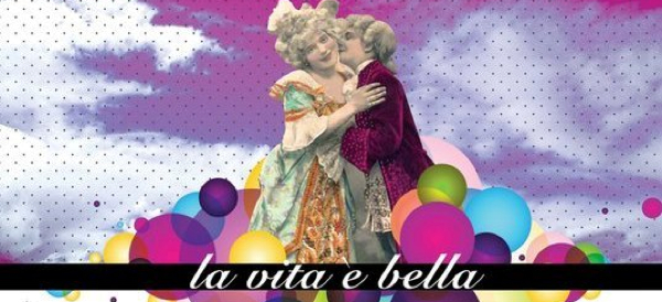 NIKOLAS Spring - Summer Collection 2011 La Vita è bella