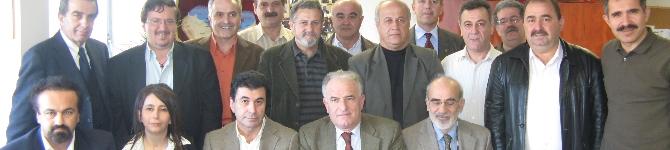 Διοικητικό Συμβούλιο ΠΟΕ (2007)