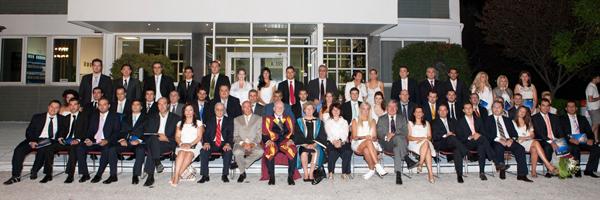 Τελετή Αποφοίτησης Θεσσαλονίκης Τάξης 2009